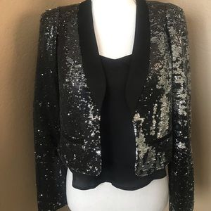 Ark & Co Sequin Blazer